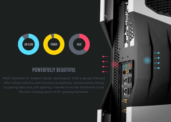 Zotac MEK1 Compact Gaming PC