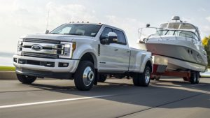 2018 Ford Super Duty Makes 935 lb-ft of Torque