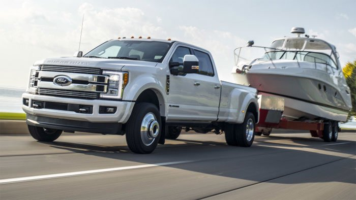 Ford Super Duty Makes 935 lb-ft of Torque