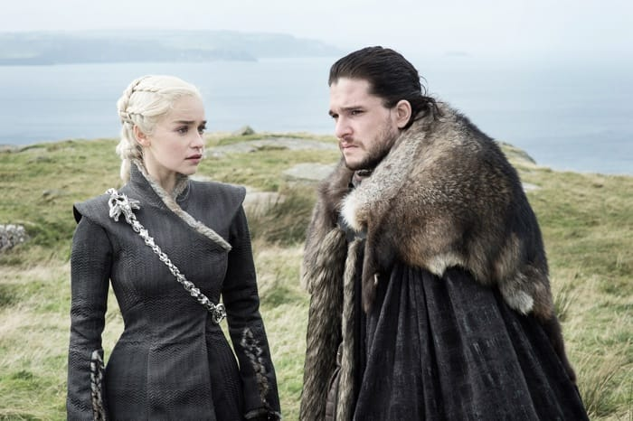 'Game of Thrones' Season Finale Moves Cast to Tears