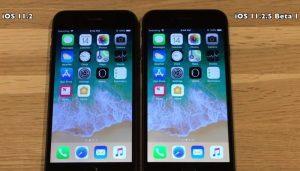 iOS 11.2 vs iOS 11.2.5 Beta 1 Speed Test (Video)