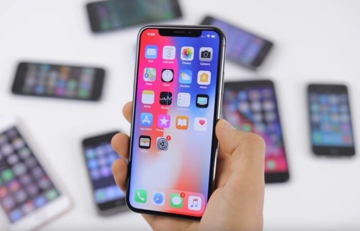 LCD iphone X