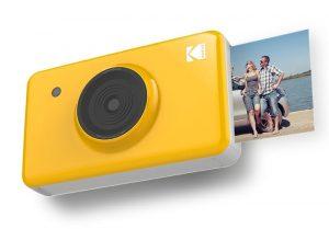 New Kodak Mini Shot Instant Camera Announced