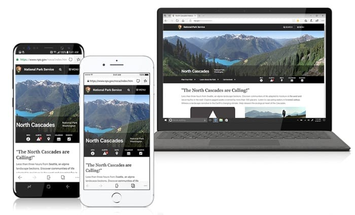 Microsoft Edge is now available for all iPhone users