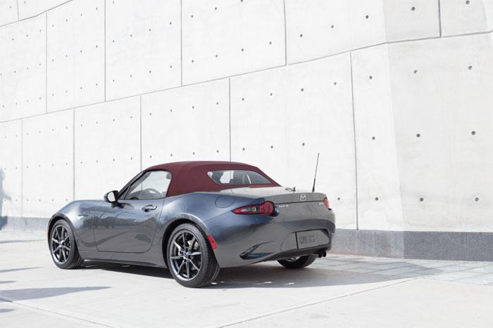 The 2018 Mazda MX-5 Miata Starts at $25295