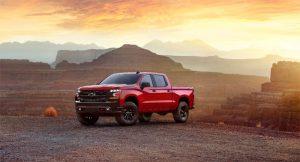 Next-Generation Chevy Silverado Truck Shows Off at Centennial Event