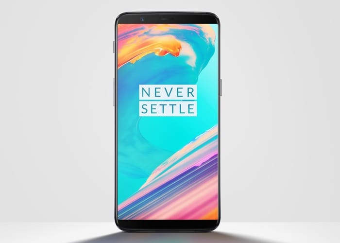 OnePlus 5T Software Update