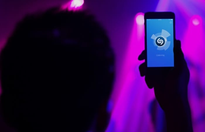 Apple Buys Song-Recognition App Shazam
