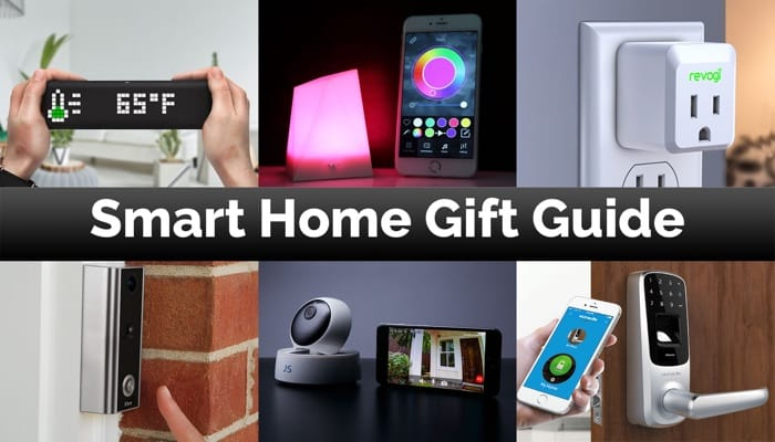 10 Smart Home Gifts