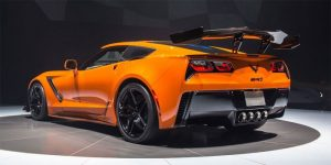 Video Shows Alleged Corvette ZR1 Belching Flames