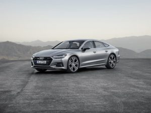 2019 Audi A7 Debuted At Detroit Motor Show
