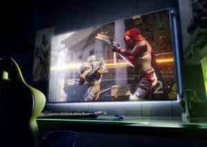65-inch 4K HDR Gaming Displays