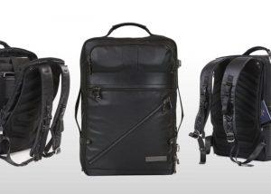 Agile Modular Everyday Backpack Hits Kickstarter