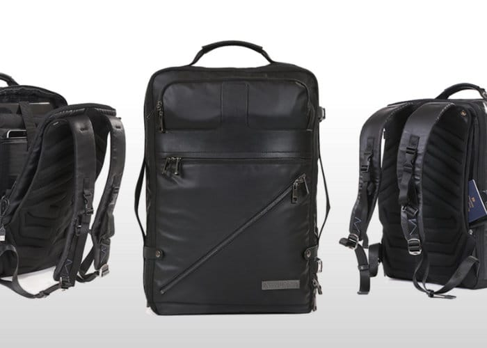 Agile Modular Everyday Backpack