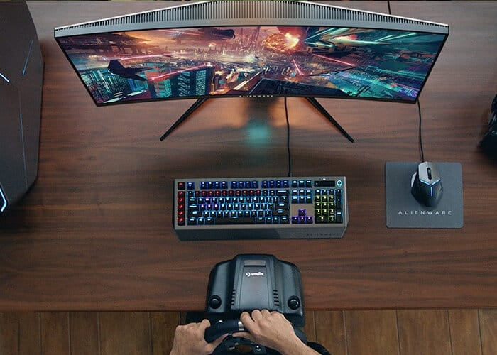 Alienware AW3418HW Monitor