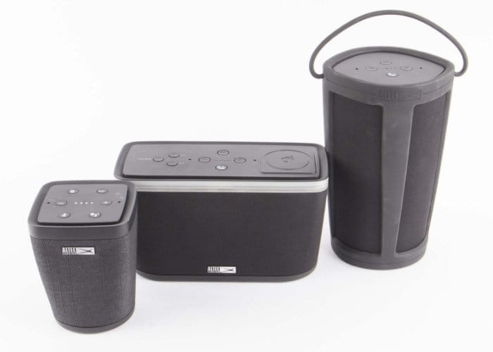 Altec Lansing Google Assistant Speaker Range