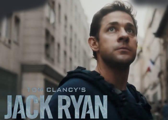 Amazon's New Tom Clancy Series, Jack Ryan