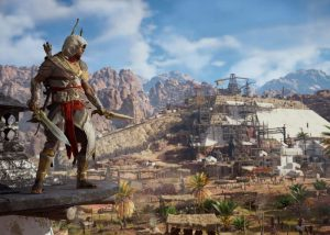 Assassin's Creed Origins The Hidden Ones DLC Available Today