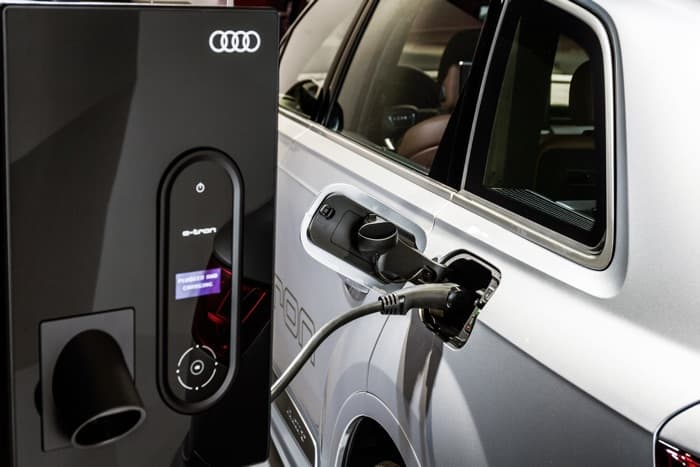 Audi Smart Energy Network Pilot Project Launched