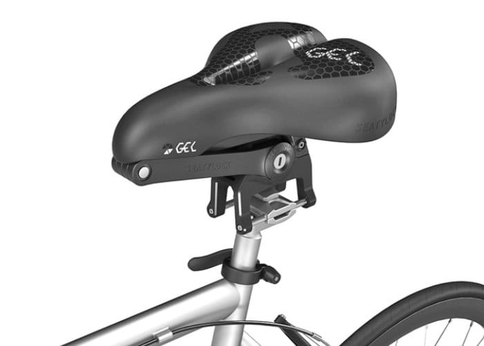 Bike Lock Seat