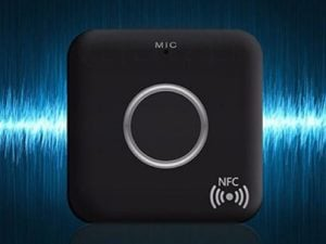 Bluetooth Audio Receiver with NFC, Save 75%