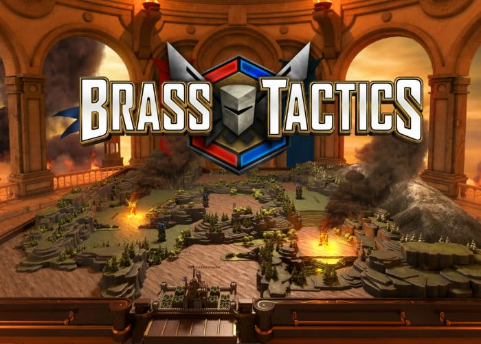 Brass Tactics VR Game