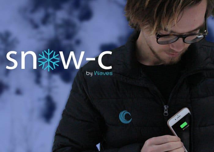 Snow-C Smart Jacket