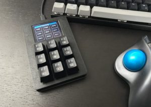 DIY Custom Mechanical Keypad Complete With TFT LCD Display