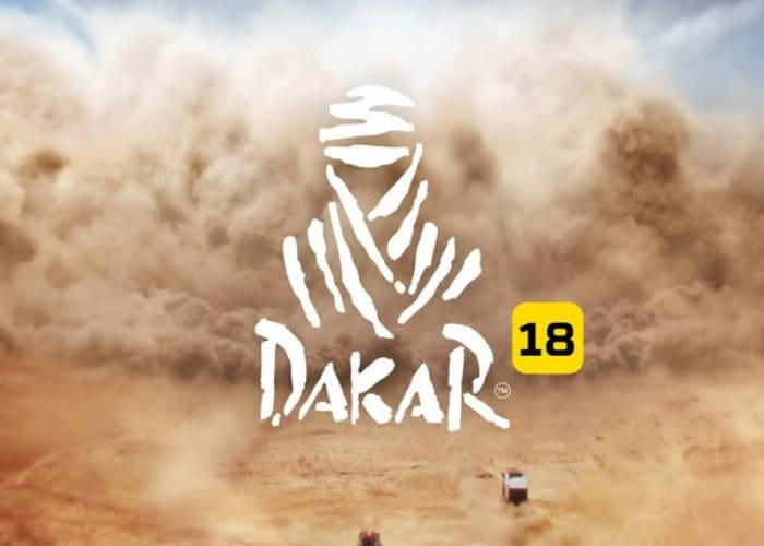 dakar 18 endurance race game announcement trailer geeky. Black Bedroom Furniture Sets. Home Design Ideas