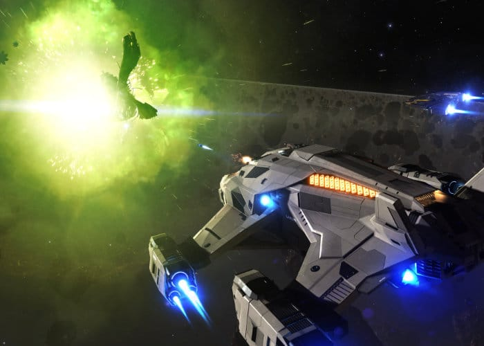 Elite Dangerous Beyond Update