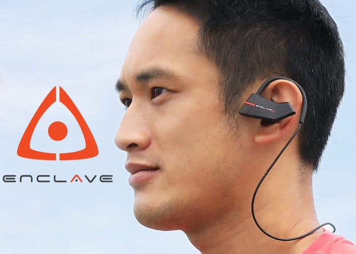 Enclave Noise Canceling Bluetooth Headphones