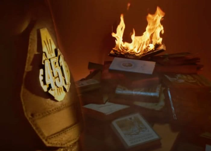 Fahrenheit 451 HBO