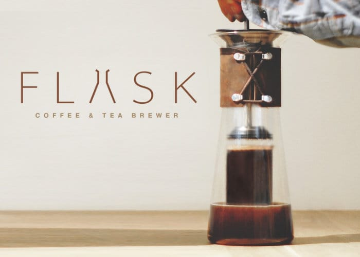 Flask Coffee and tea Press