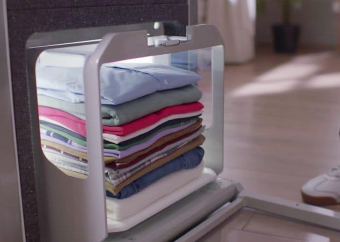 FoldiMate Folds Your Laundry Automatically