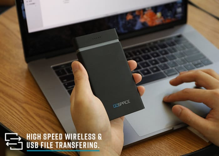 GOSPACE Portable Storage