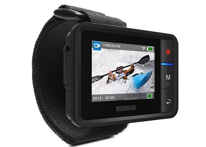 Removu R1+ GoPro Action Camera Controller