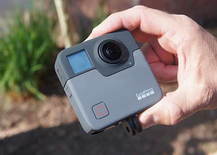 Gopro Fusion 360 Camera Now Supports A Selection Of Android Devices