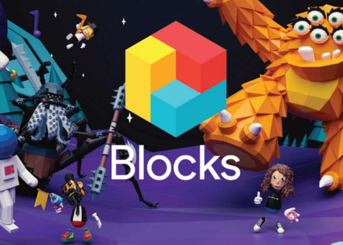 Google Blocks VR Drawing App
