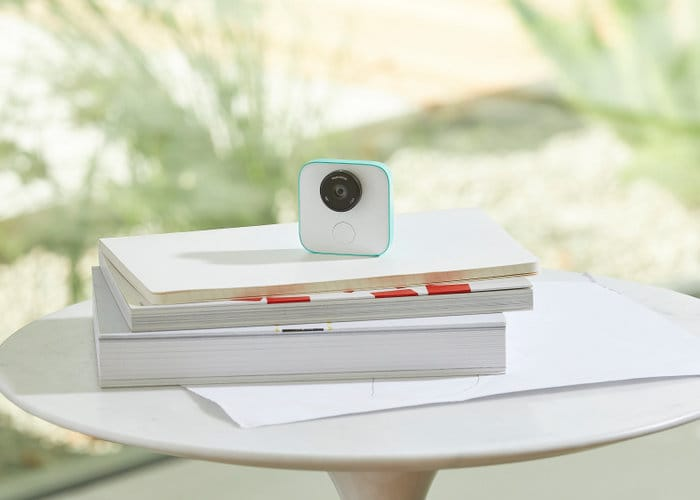 Google Clips Camera Arrives At FCC