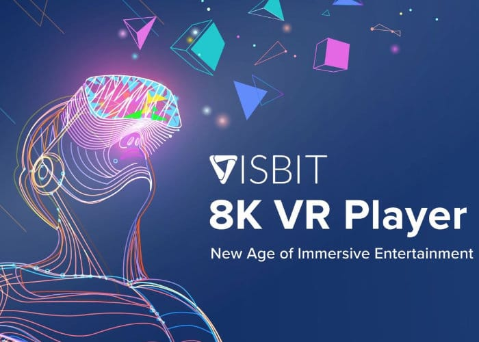 HTC Vive Focus Visbit 8K VR Video Player