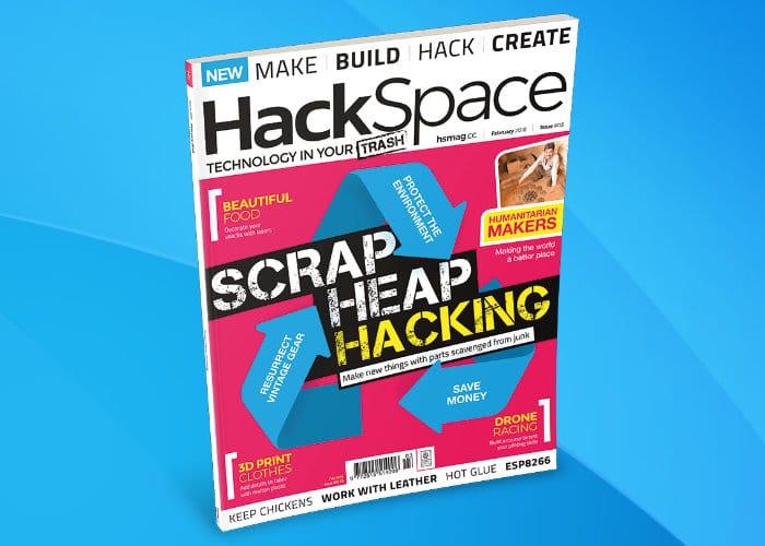HackSpace Magazine Volume 3