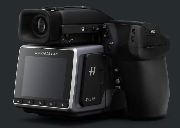 Hasselblad H6D-400c MS 400 Megapixel Camera