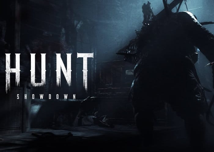 Hunt Showdown Multiplayer Swamp Horror Survival Game