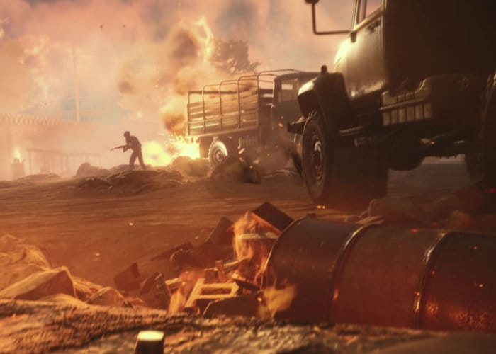 Insurgency Sandstorm Teaser Trailer