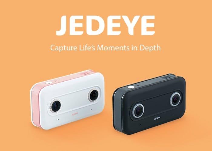 Jedeye Wearable Camera