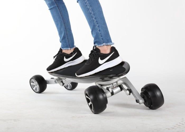 KKA S1 Land Surf And Ski Skateboard