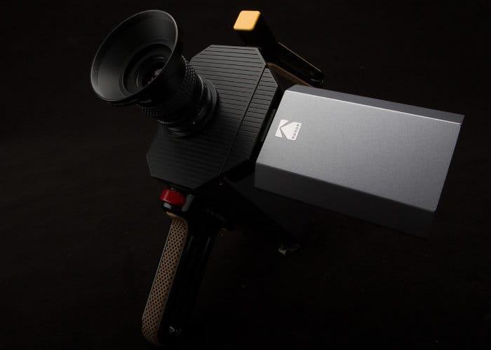 New Kodak Super 8 Camera
