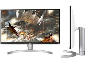 LG 4K FreeSync 27 Inch IPS LED Monitor With HDR 10 Support, Available For $550