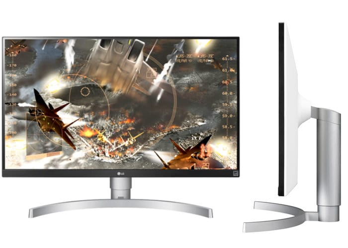 "LG 27"" 4K UHD IPS LED Monitor"
