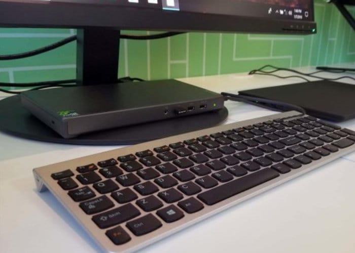Lenovo Thunderbolt External Graphics Dock